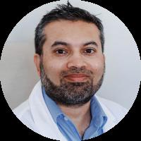 Dr. Arsallan Ahmad